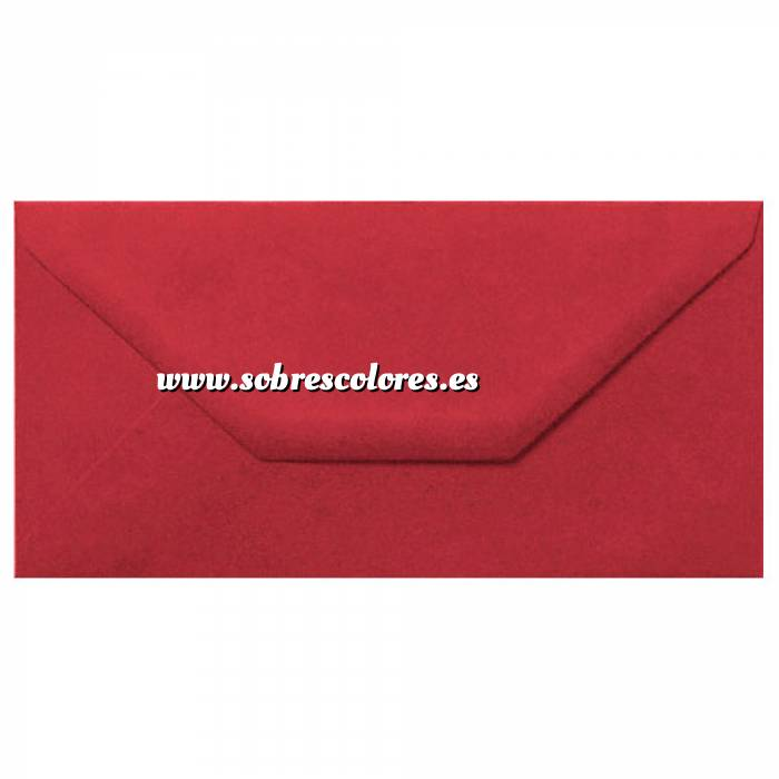 Imagen Sobre Americano DL 110x220 Sobre burdeos DL (rojo escarlata)