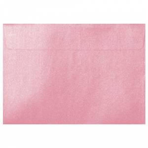 Sobres C5 - 160x220 - Sobre Perlado rosa c5 (Rosa Bebé)