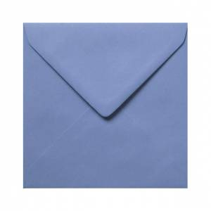 Sobres Cuadrados - Sobre Azulon Cuadrado
